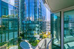 MLS # 487889 : 201 FOLSOM STREET UNIT 7E