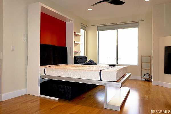 Photo #5 A murphy bed is a great addition for maximizing the space.  Note: the murphy shown bed is NOT included in the sale.