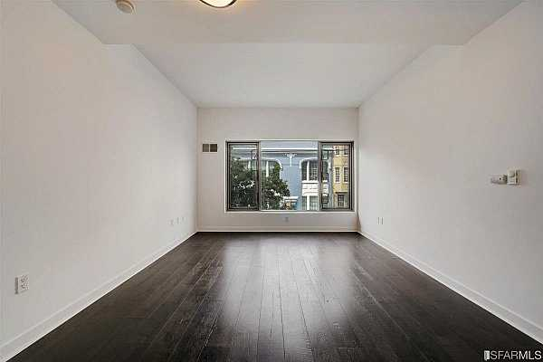 Photo #3 The main living area overlooks Page Street