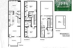 2779 FOLSOM STREET Townhomes For Sale