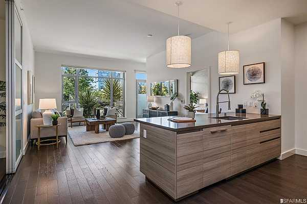Photo #1 Live large with open spaces, high ceilings...