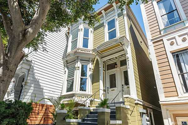 Photo #1 Welcome to 3676 16th St. in Duboce Triangle!  This updated property will impress you.  Don