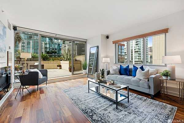 Photo #10 Cool urban outlooks from this corner residence.