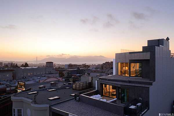 Photo #1 Candela Russian Hill is the masterwork of architecture and design, guided by a commitment to an elevated residential development through precise engineering, hand-selected materiality, and rigorous artisanal craftsmanship. The fully realized condominium, crafted in collaboration with Michael Kao of MAK Studio, is the culmination of a multi-year study in augmenting the light and framing the uninterrupted views of San Francisco Bay and the Golden Gate Bridge for north-facing residences and the iconic skyline to the south.   Reminiscent of the iconic works of California modernism, Candela Russian Hill embraces and celebrates the locale with floor-to-ceiling windows, voluminous ceiling heights, and an abundance of outdoor space.